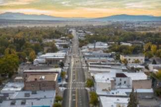 Susanville California